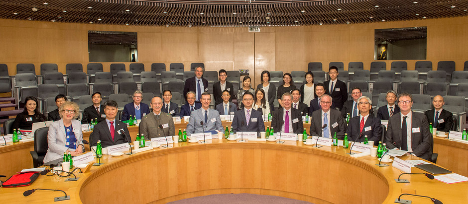 Inaugural Meeting of the Global Alliance of Medical Excellence