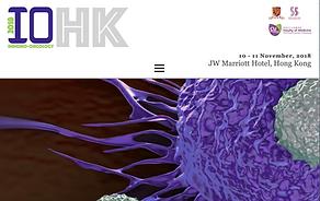 20181123_Immuno-Oncology_Hong_Kong_2018.