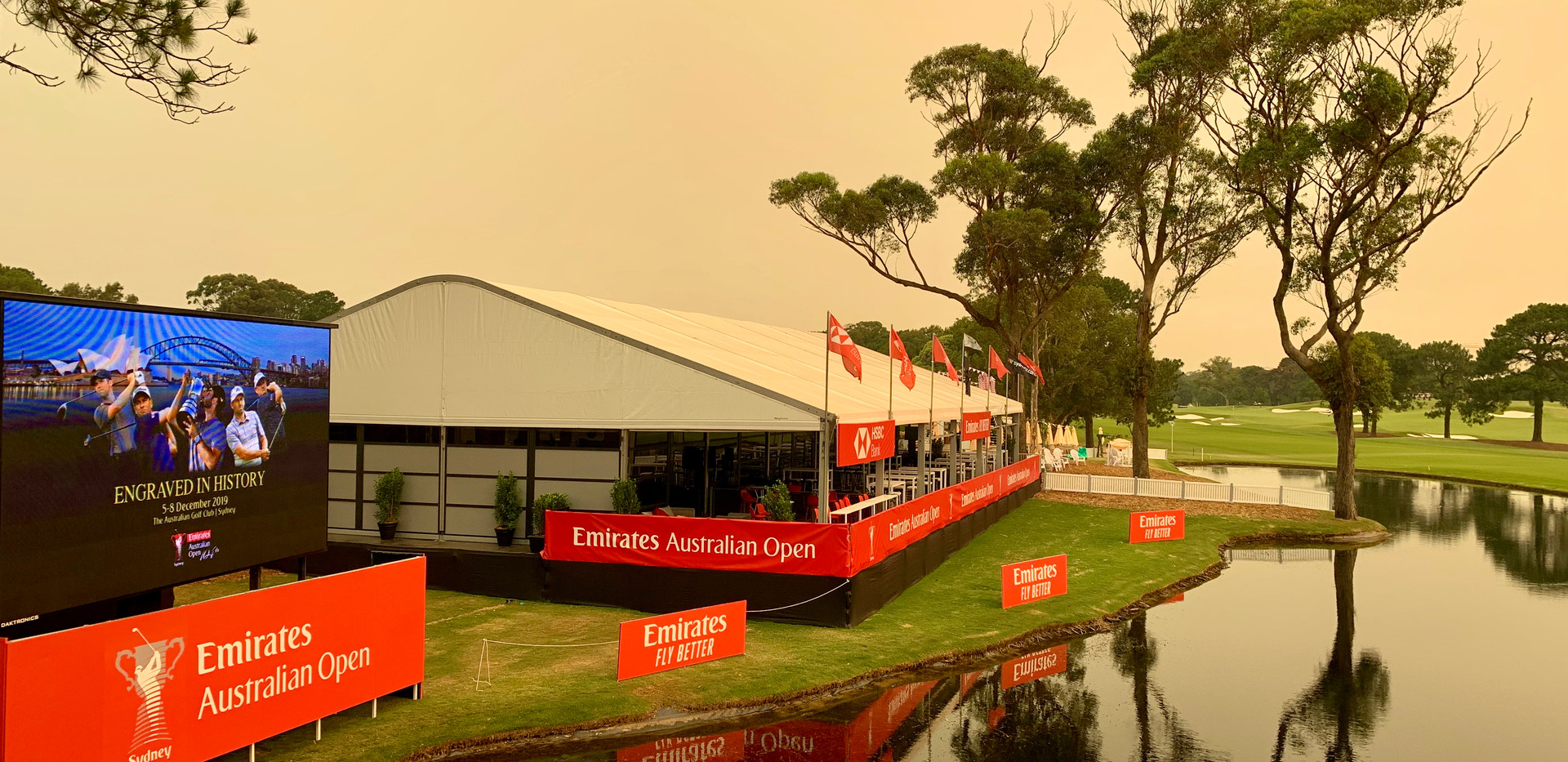 Emirates Sydney Golf