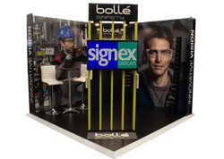 bolle stand - Signex Displays