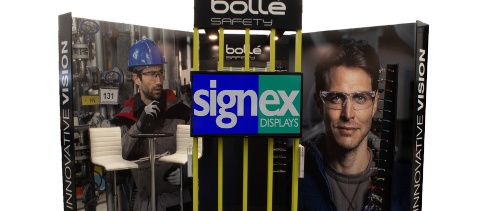Bolle Stand - Signex Group