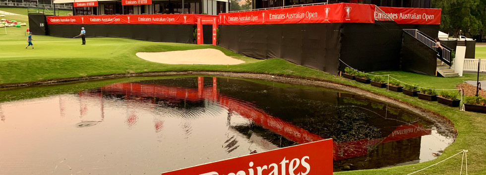 Emirates Sydney Golf