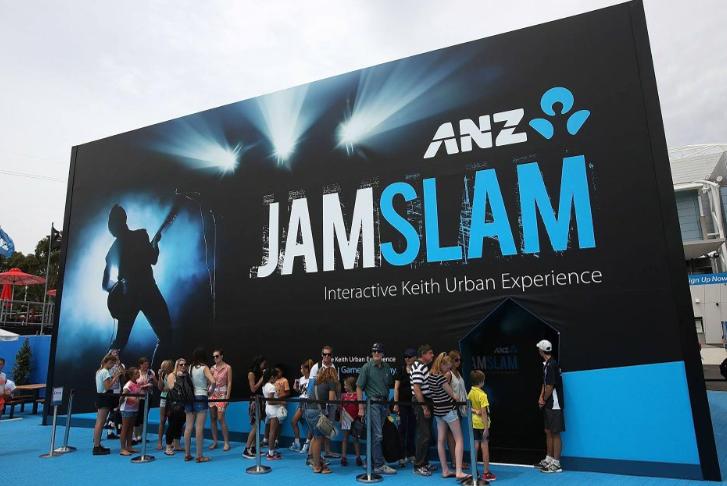 ANZ Jam Slam