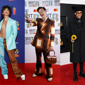 My FAVE Men's Red Carpet Looks of 2021