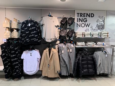 Menswear Trend Update - Chatham