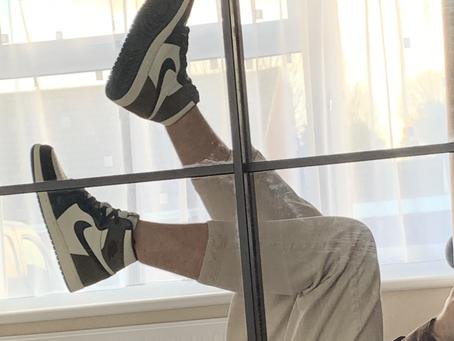 Nike Air Jordan 1 Mocha - How I've styled it!