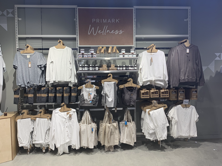 What I have been up to at work (Visual Merchandising Update)