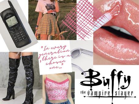 90's Fashion Inspo: Buffy The Vampire Slayer