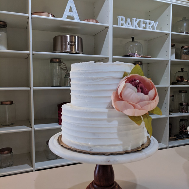 Custom Simple Buttercream