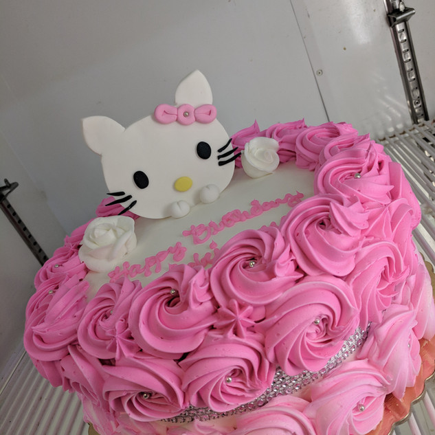 Custom Hello Kitty