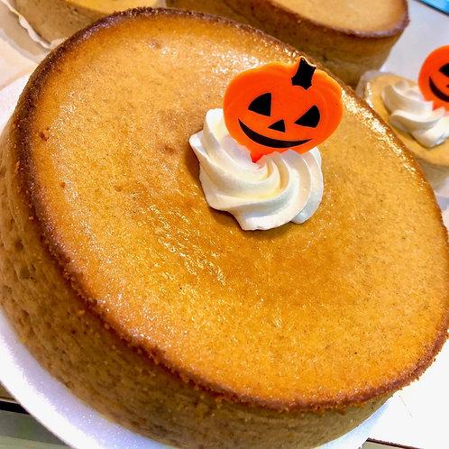 """7"""" Pumpkin Cheesecake (NY Style)"""