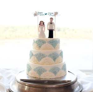 Custom Wedding Cake