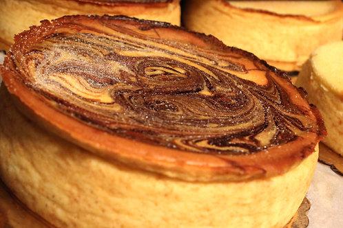 """7"""" Marble Cheesecake (NY Style)"""