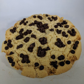 Large Chocolate Chip (Almond Shortbread)