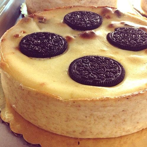 """7"""" OREO Cheesecake (NY Style)"""
