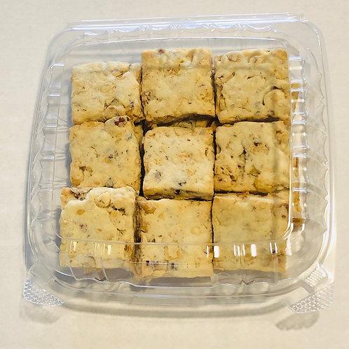 Filbert (Hazelnut) Cookies