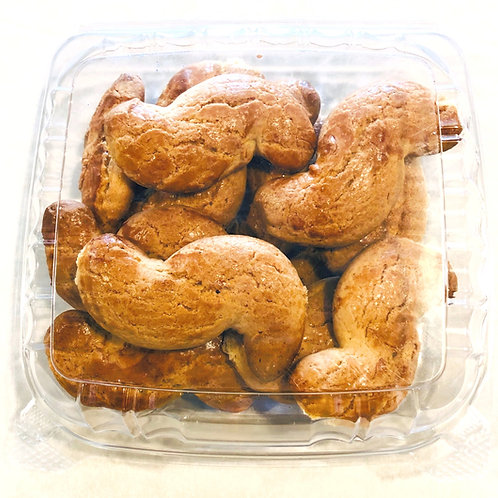 Vanilla 'S' Biscuits