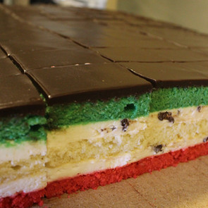 7 Layer Pastry