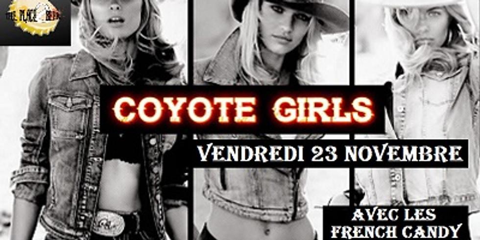 Soirée Coyote Girls et Boy