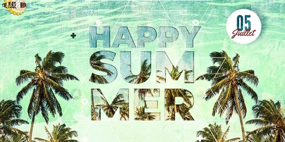 Soirée Happy Summer