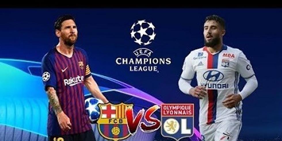 Barcelone VS Lyon