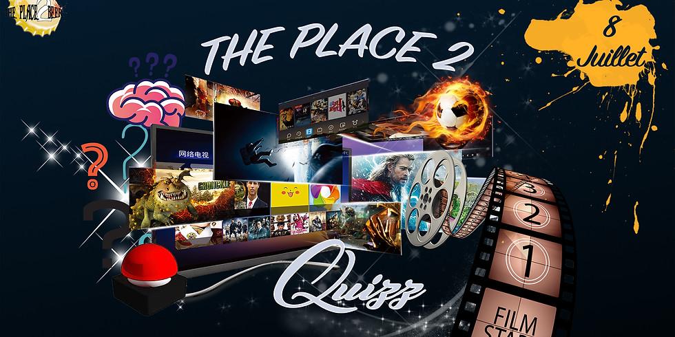 C'est la Finale du The Place 2 Quiz