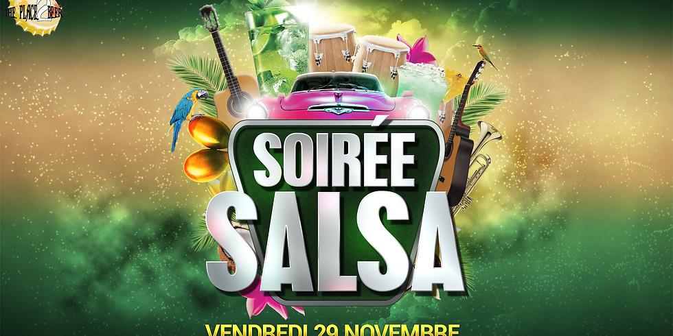 Soirée Salsa