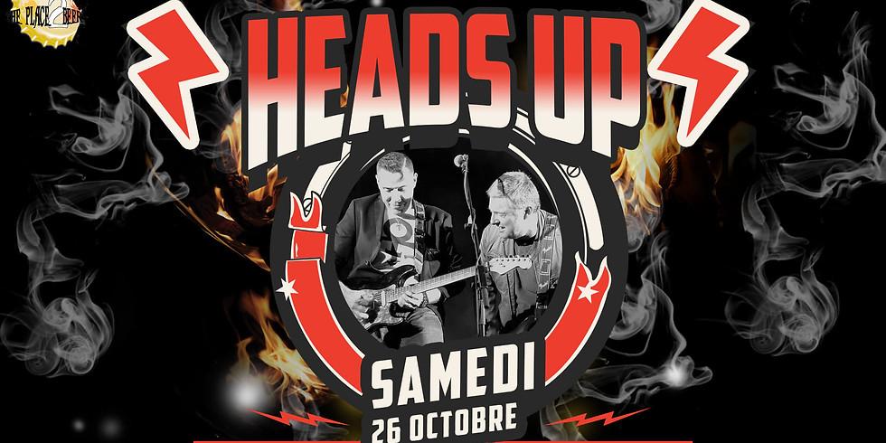 Concert des Head's up