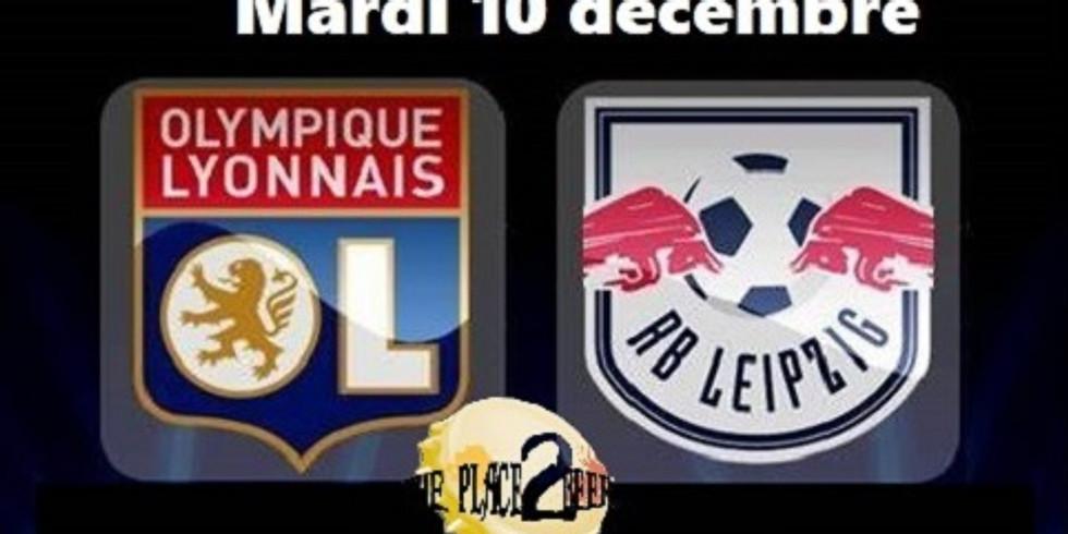 Lyon VS Leipzig