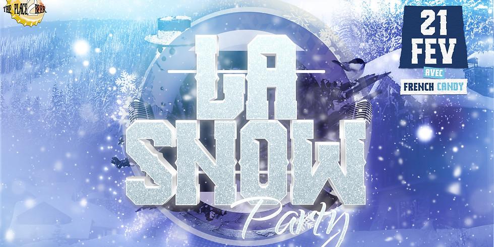 La Snow Party