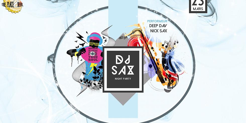 Soirée DJ SAX