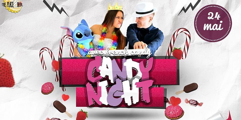 Soirée Candy Night