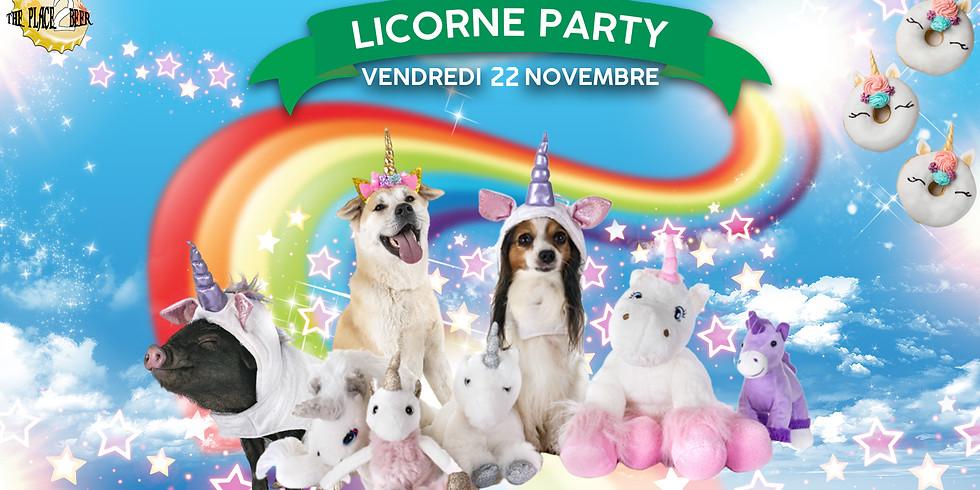 Licorne Party