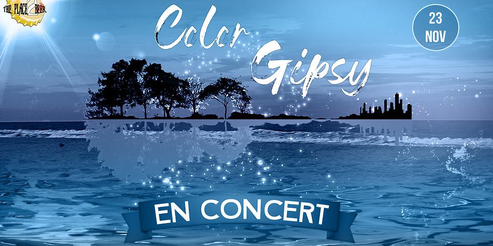 Concert des Color Gipsy
