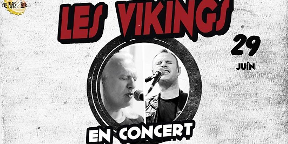 Soirée Concert Les Vikings