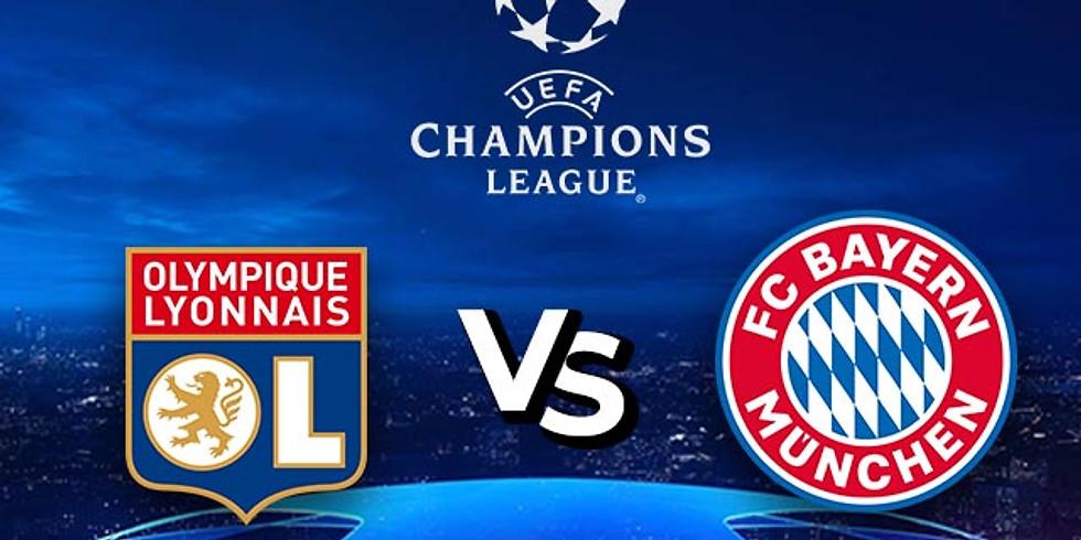 Lyon VS Bayern