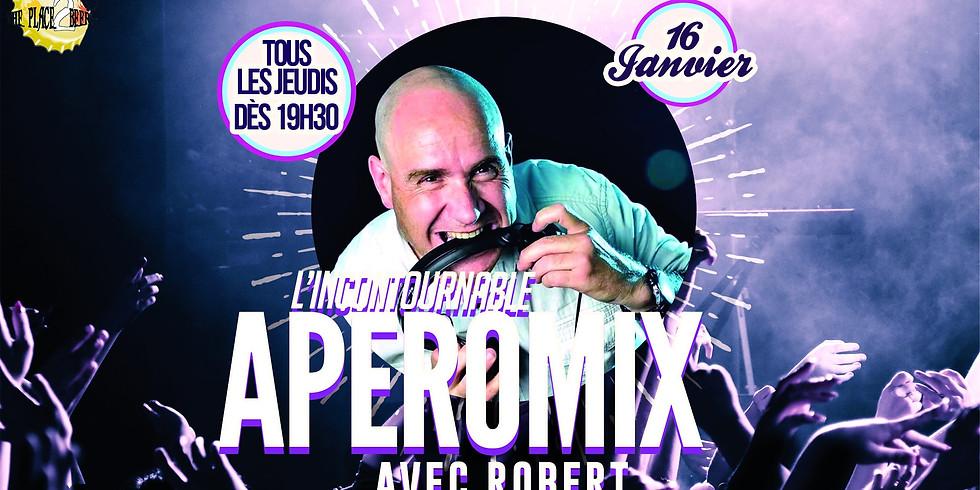 Les ApéroMix du Jeudi avec DJ Robert
