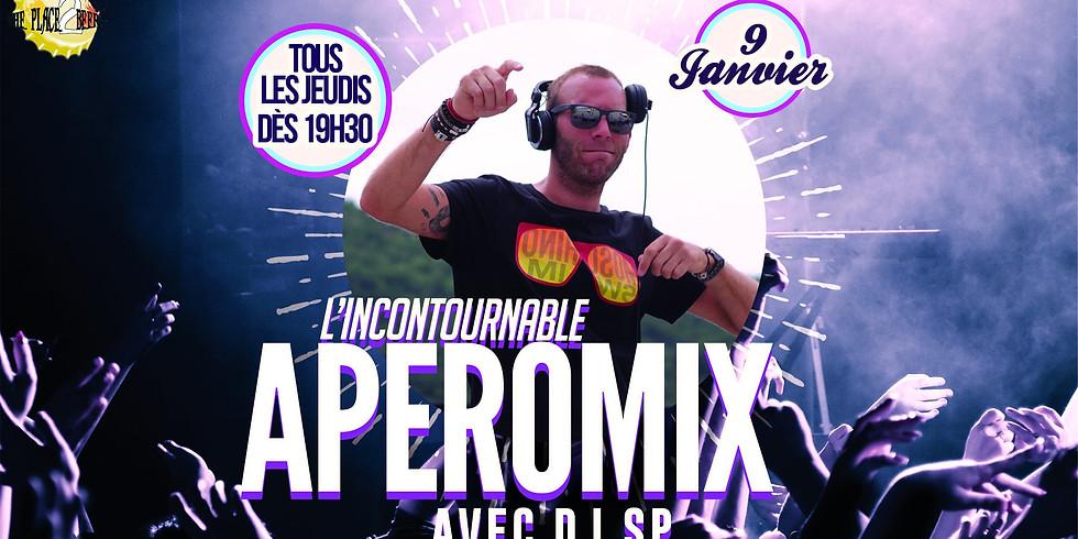 Les ApéroMix du Jeudi avec DJ SP