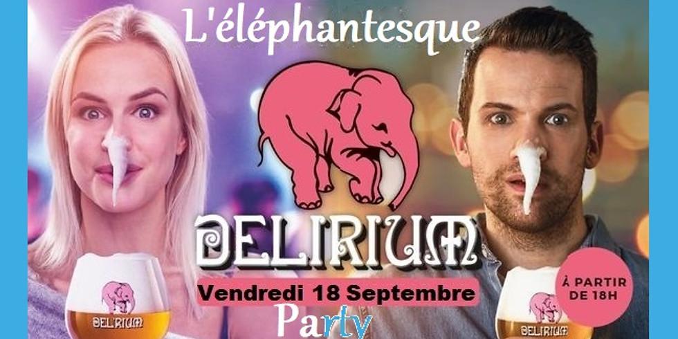 L'éléphantesque Délirium Party