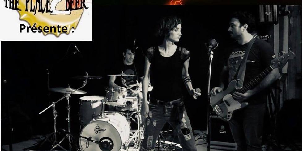 Soirée Concert Rock