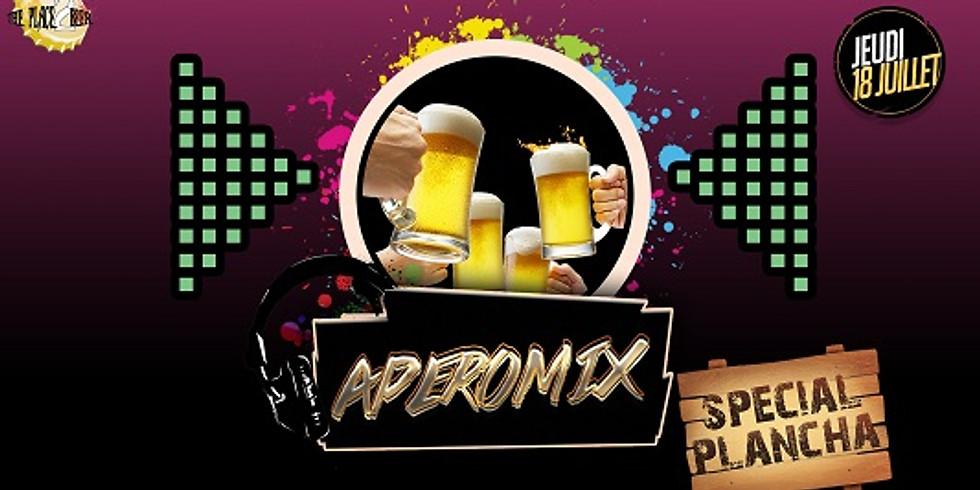 Les Jeudis c'est ApéroMix et Plancha Party