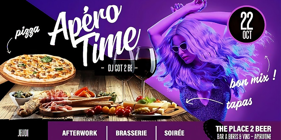 Apéro'Time