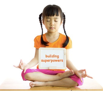 Give Your Kids Superpowers! Meditate with Meditot!