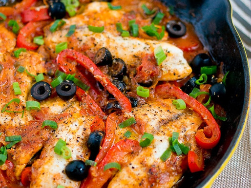 Delicious Healthy Dinner in 30 Minutes!