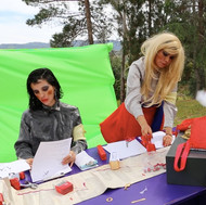 Behind the Scenes from WETWINKIE MOVIE