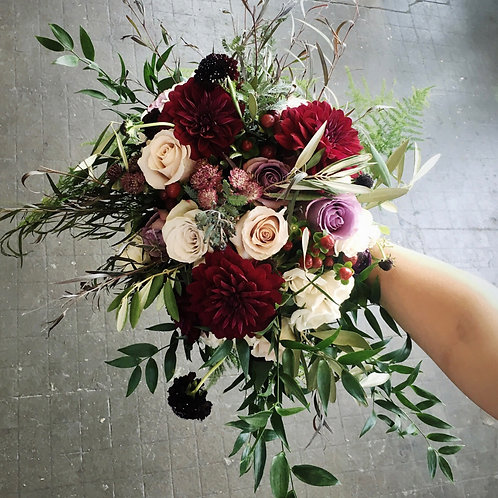 European Flower Wrap (No Vase)