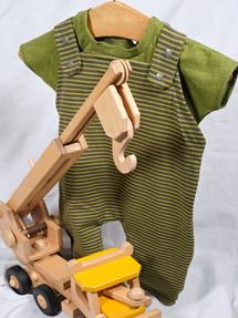 Tricot Jumpsuit Olive