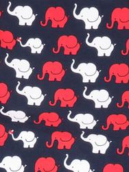 Elefanten rot/weiss