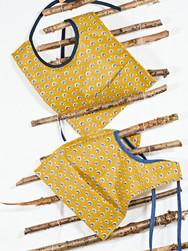 Teflonlatz mit Fangsack