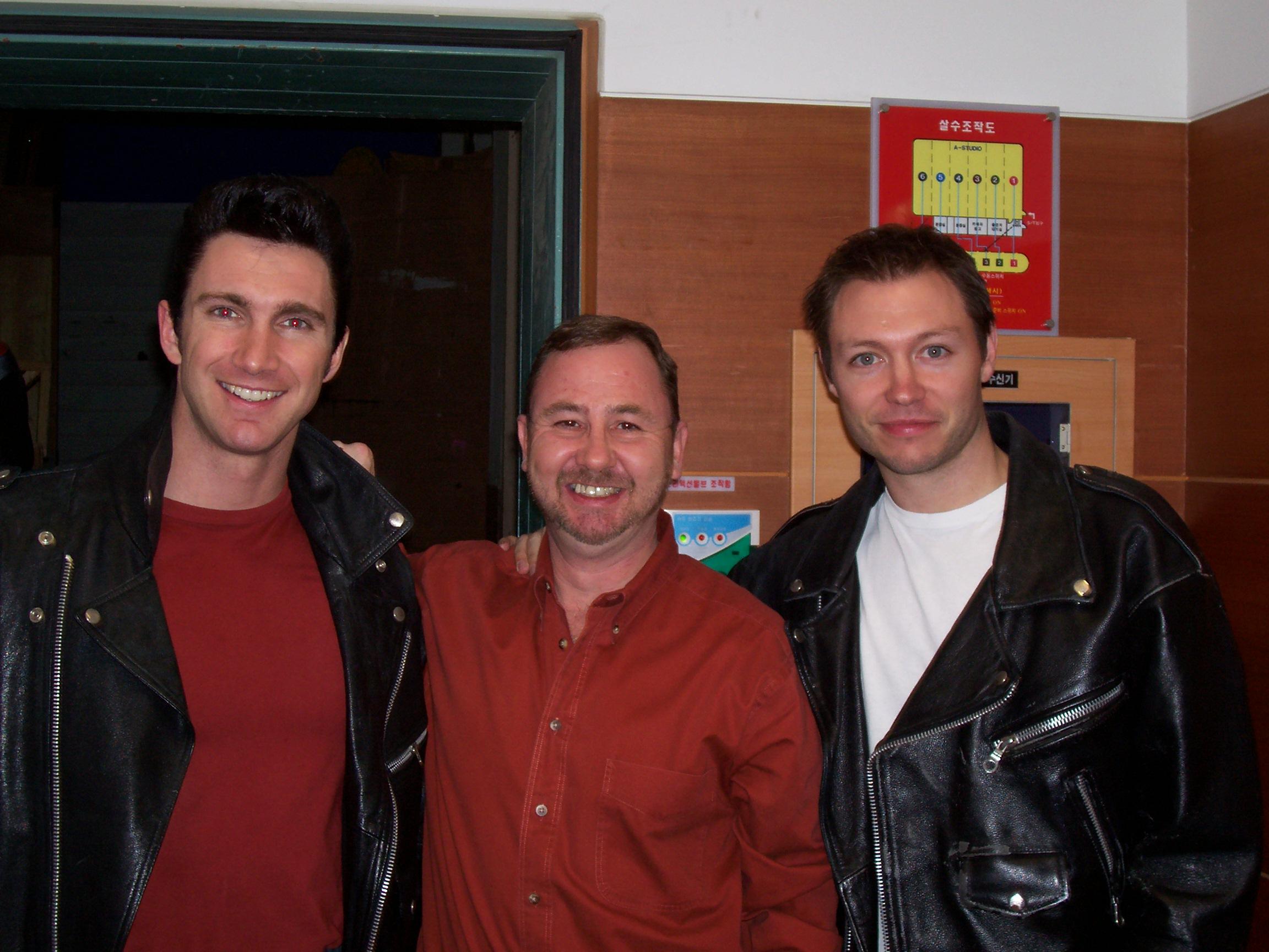 Danny, Jack McLeod, Kenickie
